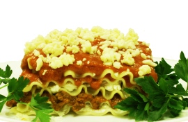 Image of Meat Lasagna