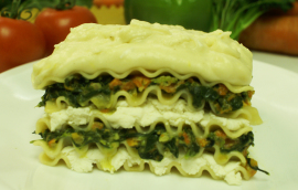 Image of Vegetable Lasagna